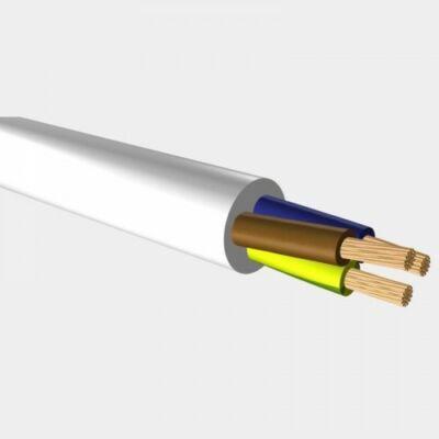 HO7RN-F 3x1,0mm2 kettősen szigetelt, sodrott elektromos vezérlőkábel
