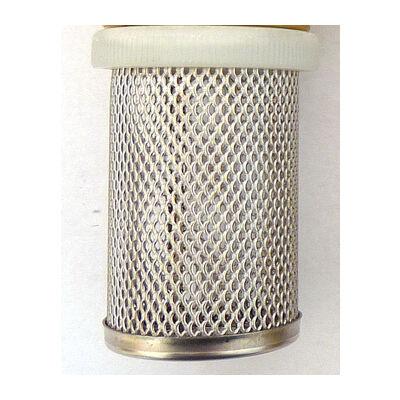 Szűrőkosár (rozsdamentes acél hálóval)